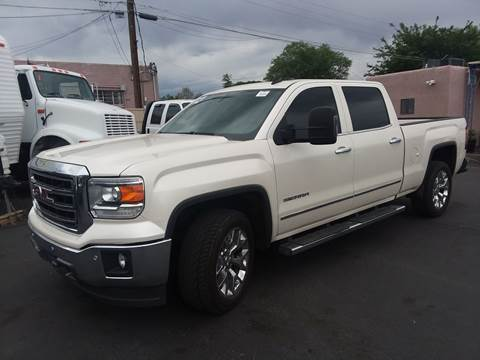2014 GMC Sierra 1500 for sale at DPM Motorcars in Albuquerque NM
