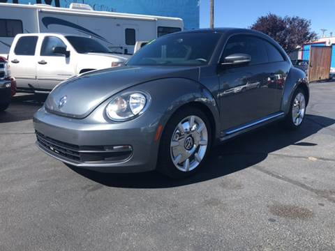 2012 Volkswagen Beetle for sale at DPM Motorcars in Albuquerque NM