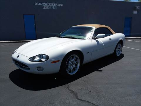 2001 Jaguar XK-Series for sale at DPM Motorcars in Albuquerque NM