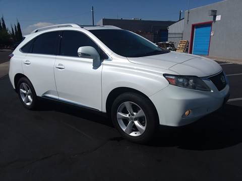 2011 Lexus RX 350 for sale at DPM Motorcars in Albuquerque NM