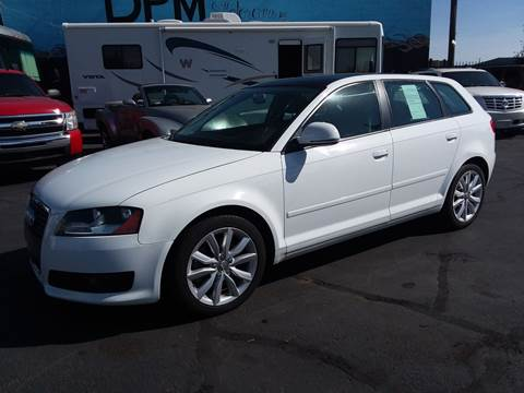 2009 Audi A3 for sale at DPM Motorcars in Albuquerque NM