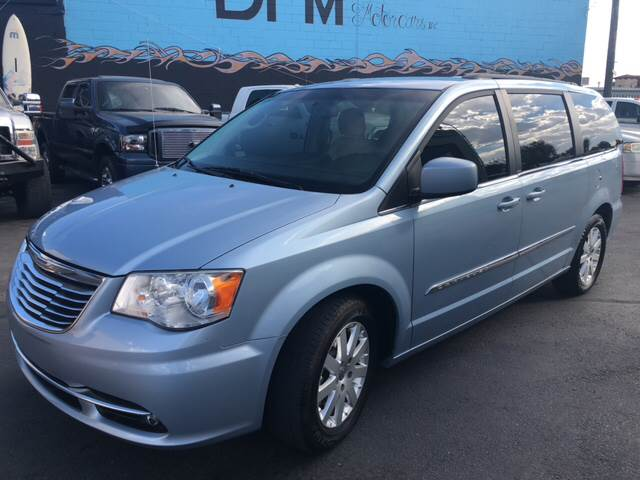 2013 Chrysler Town and Country for sale at DPM Motorcars in Albuquerque NM