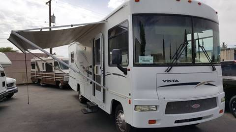 2007 Winnebego Vista for sale at DPM Motorcars in Albuquerque NM