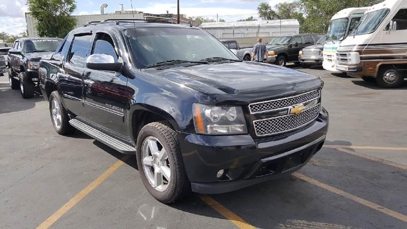 2013 Chevrolet Black Diamond Avalanche for sale at DPM Motorcars in Albuquerque NM