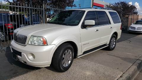2004 Lincoln Navigator for sale at DPM Motorcars in Albuquerque NM