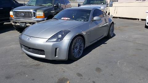 2005 Nissan 350Z for sale at DPM Motorcars in Albuquerque NM