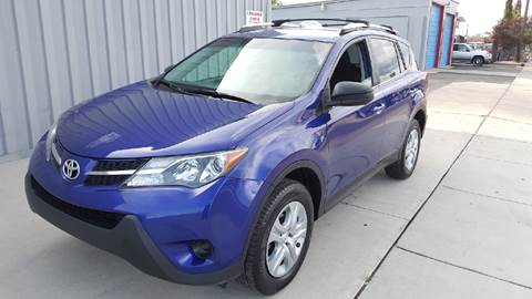 2015 Toyota RAV4 for sale at DPM Motorcars in Albuquerque NM
