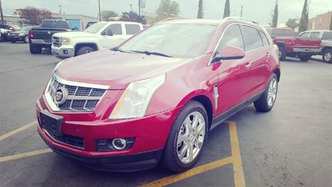 2010 Cadillac SRX for sale at DPM Motorcars in Albuquerque NM