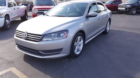 2012 Volkswagen Passat for sale at DPM Motorcars in Albuquerque NM