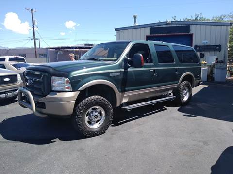 2005 Ford Excursion for sale at DPM Motorcars in Albuquerque NM