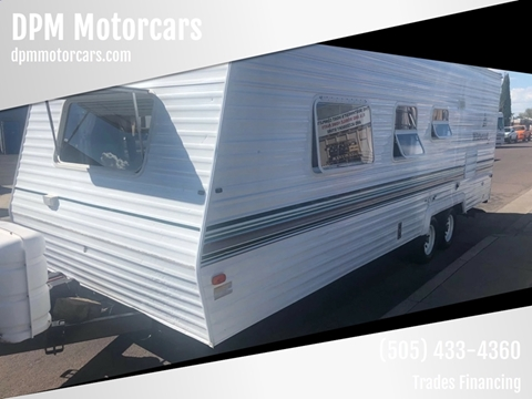 2002 Wildwood Trailer for sale at DPM Motorcars in Albuquerque NM