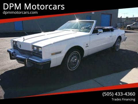 1985 Oldsmobile Toronado for sale in Albuquerque, NM