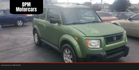 2006 Honda Element for sale in Albuquerque, NM