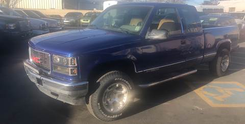 1994 GMC Sierra 2500 for sale in Albuquerque, NM
