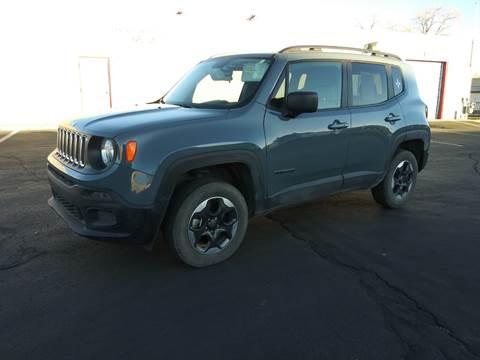 2017 Jeep Renegade for sale in Albuquerque, NM