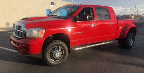 2006 Dodge Ram Pickup 3500 for sale at DPM Motorcars in Albuquerque NM