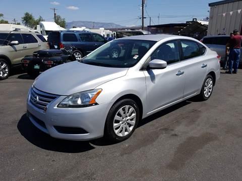 Cars For Sale Albuquerque >> 2014 Nissan Sentra For Sale In Albuquerque Nm