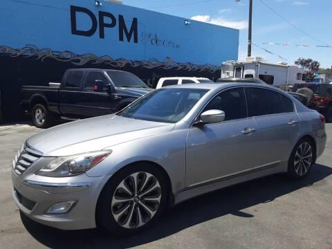 2013 Hyundai Genesis 5.0L R-Spec for sale at DPM Motorcars in Albuquerque NM