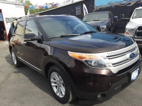 2013 Ford Explorer XLT for sale at DPM Motorcars in Albuquerque NM