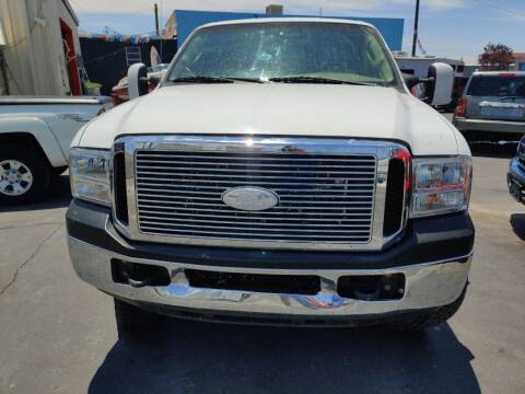 2004 Ford F-250 Super Duty Lariat for sale at DPM Motorcars in Albuquerque NM