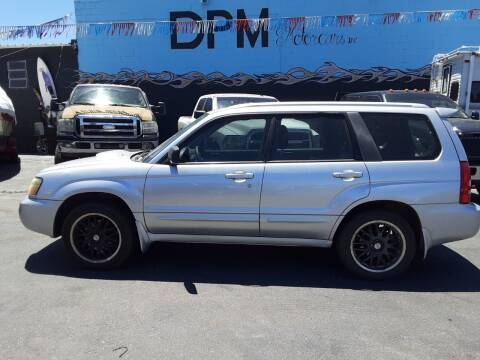 2005 Subaru Forester for sale at DPM Motorcars in Albuquerque NM