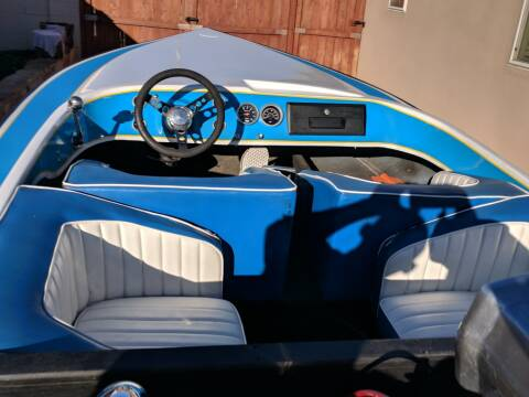 1980 Hawaiian Jet Boat for sale at DPM Motorcars in Albuquerque NM