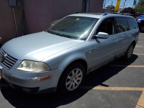 2003 Volkswagen Passat for sale at DPM Motorcars in Albuquerque NM