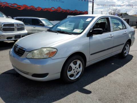 2007 Toyota Corolla for sale at DPM Motorcars in Albuquerque NM