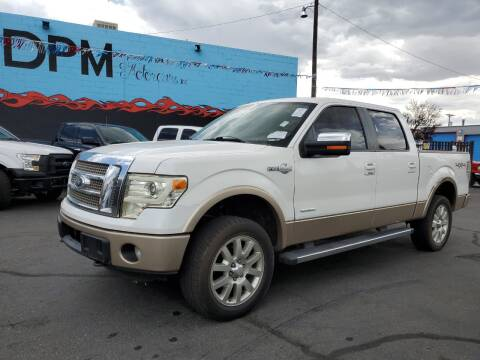 2012 Ford F-150 for sale at DPM Motorcars in Albuquerque NM
