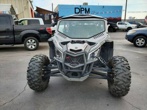 2019 Can-Am X3 Max for sale at DPM Motorcars in Albuquerque NM