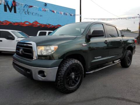 2010 Toyota Tundra for sale at DPM Motorcars in Albuquerque NM