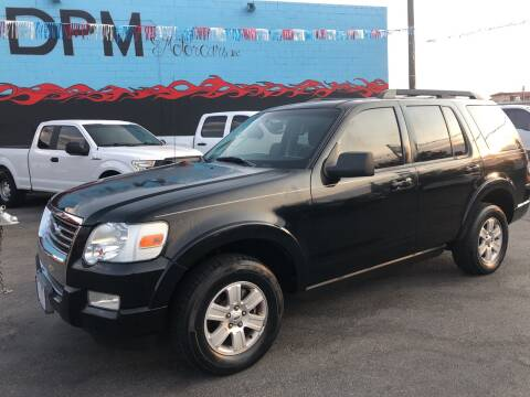 2010 Ford Explorer for sale at DPM Motorcars in Albuquerque NM