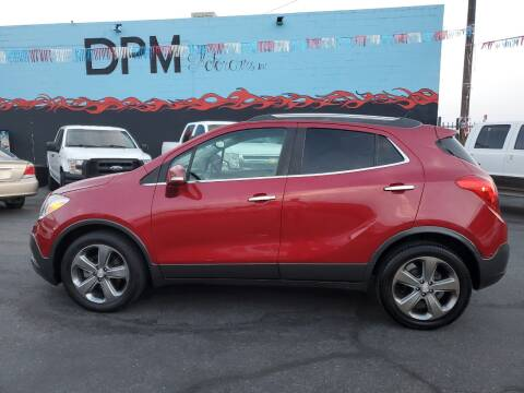 2014 Buick Encore for sale at DPM Motorcars in Albuquerque NM