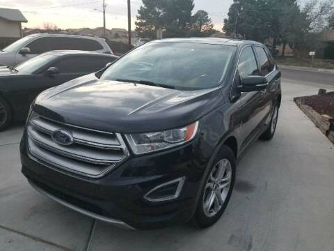 2017 Ford Edge for sale at DPM Motorcars in Albuquerque NM