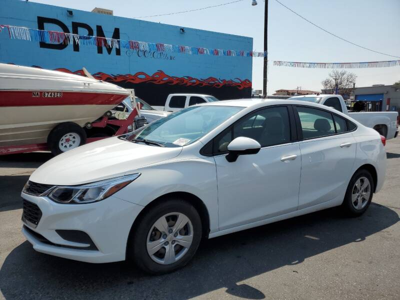 2017 Chevrolet Cruze for sale at DPM Motorcars in Albuquerque NM