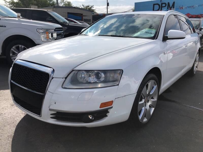 2007 Audi Allroad for sale at DPM Motorcars in Albuquerque NM