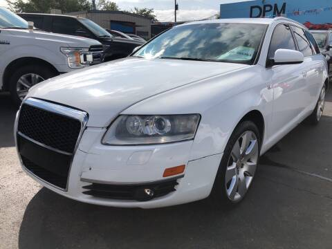 2007 Audi Allroad for sale at DPM Motorcars in Albuquerque NM