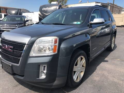 2010 GMC Terrain for sale at DPM Motorcars in Albuquerque NM