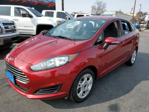 2015 Ford Fiesta for sale at DPM Motorcars in Albuquerque NM