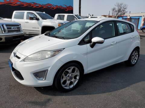 2012 Ford Fiesta for sale at DPM Motorcars in Albuquerque NM