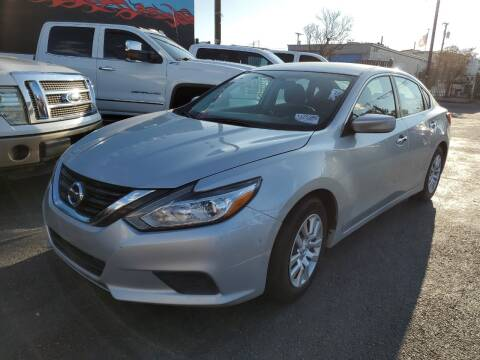2016 Nissan Altima for sale at DPM Motorcars in Albuquerque NM