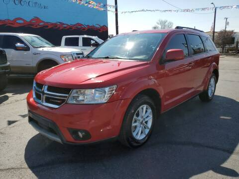 2016 Dodge Journey for sale at DPM Motorcars in Albuquerque NM