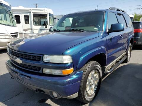 2005 Chevrolet Tahoe for sale at DPM Motorcars in Albuquerque NM