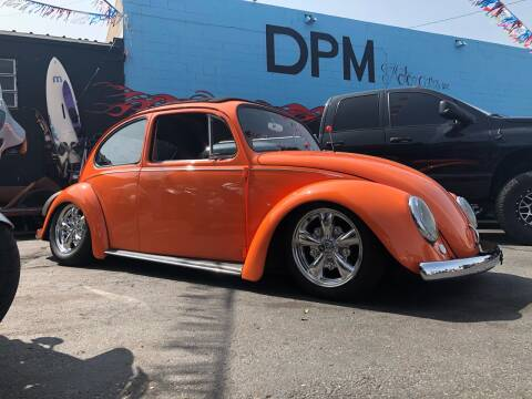 Vw Bug for sale at DPM Motorcars in Albuquerque NM