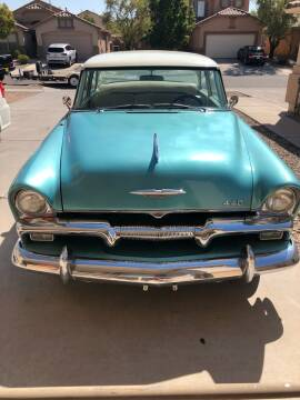 1955 Plymount Savoy for sale at DPM Motorcars in Albuquerque NM