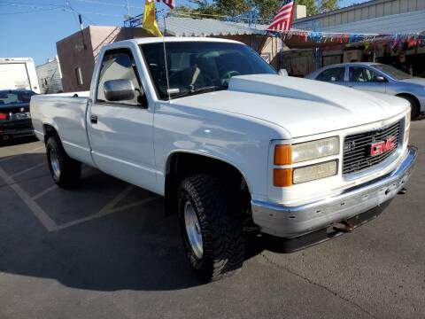 1994 GMC Sierra 1500 for sale at DPM Motorcars in Albuquerque NM
