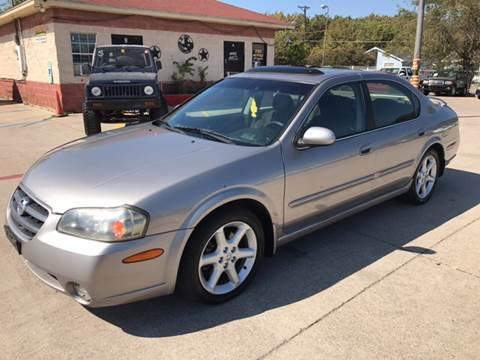 2003 Nissan Maxima for sale in Grand Prairie, TX