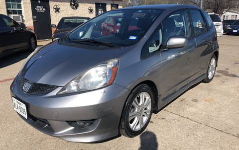 2009 Honda Fit for sale in Grand Prairie, TX