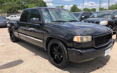 2001 GMC Sierra 1500 for sale in Grand Prairie, TX