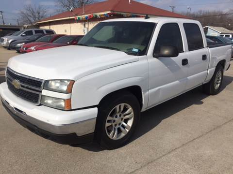 2006 Chevrolet Silverado 1500 for sale in Grand Prairie, TX